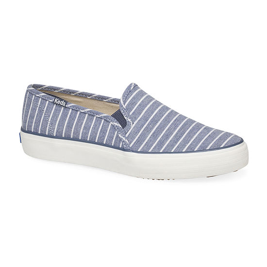Keds Womens Double Decker Slip-On Shoe