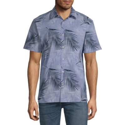 Axist Mens Classic Slub Shirt