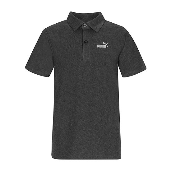 Puma - Big Kid Boys Short Sleeve Polo Shirt