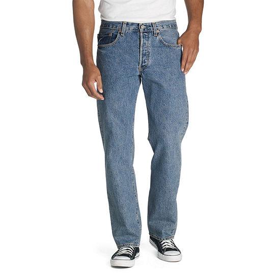 Levi's® Men's 501® Original Fit Straight Leg Jeans