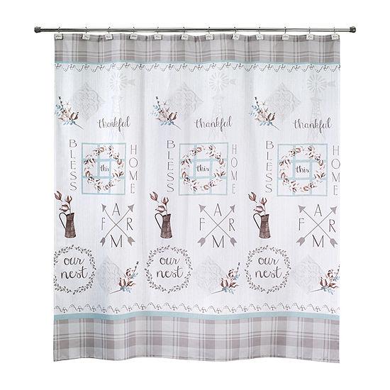 Avanti Our Nest Shower Curtain