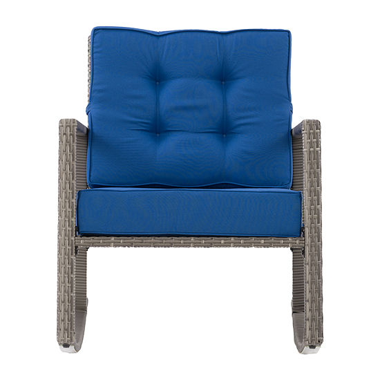 Parksville Patio Collection Patio Rocking Chair