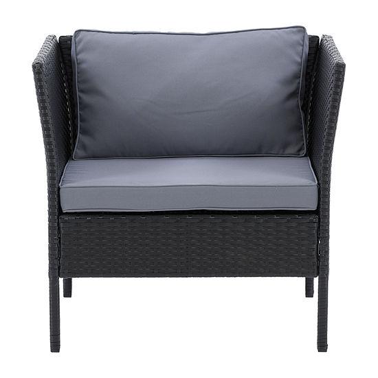 Parksville Patio Collection Conversational Chair