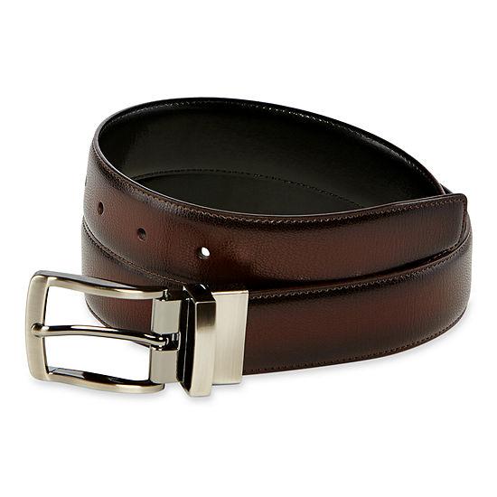 Stafford® Burnished Reversible Belt