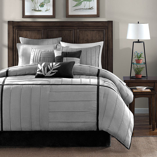 Madison Park Meyers 7-pc. Comforter Set