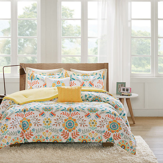 Intelligent Design Mona Comforter Set