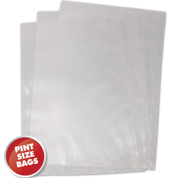 "Weston 6x10"" 100-pk. Vacuum Sealer Bags"