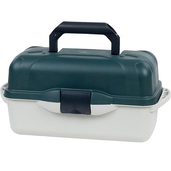 Wakeman 14-inch 2-Tray Tackle Box Organizer
