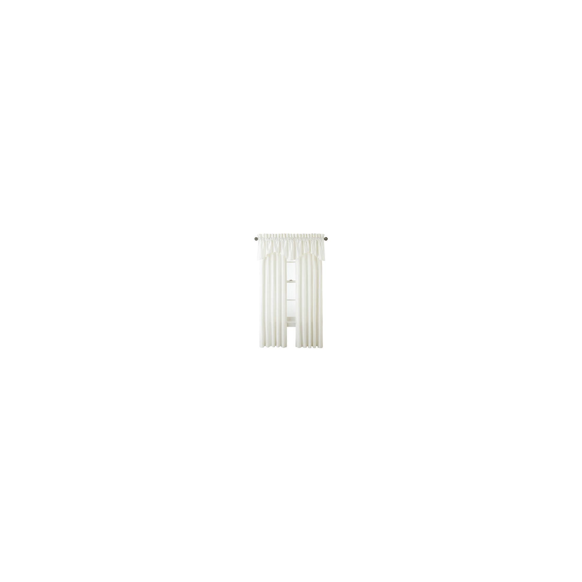 Royal Velvet Supreme Pinch-Pleat/Back-Tab Thermal Curtain Panel