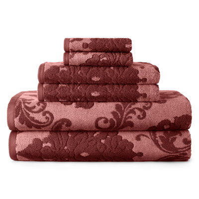 Royal Velvet® Signature Soft Damask Bath Towels