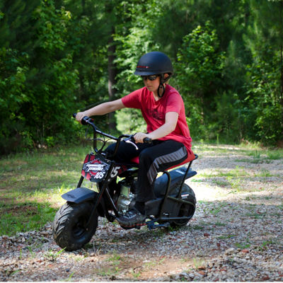 Monster Moto Mini Bike 105cc