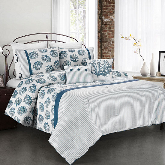 Adderly Coastal Comforter Set