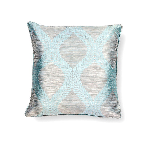 Kas Elegance Square Throw Pillow