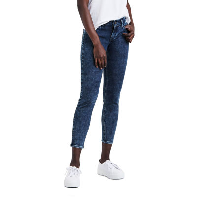 Levi's 535 Stretch Fabric Snap Super Skinny Jeans