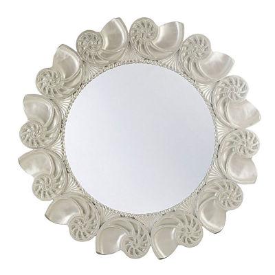 Seahaven Nautilus Seashell Mirror