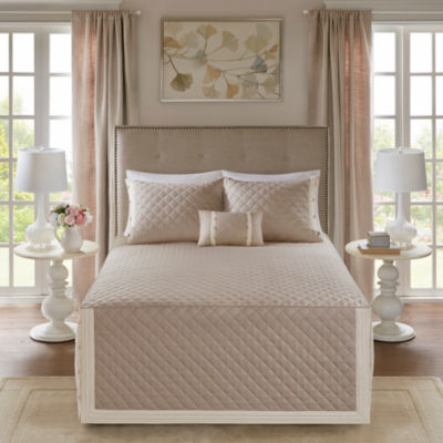 Madison Park Levine 4-pc. Bedspread Set