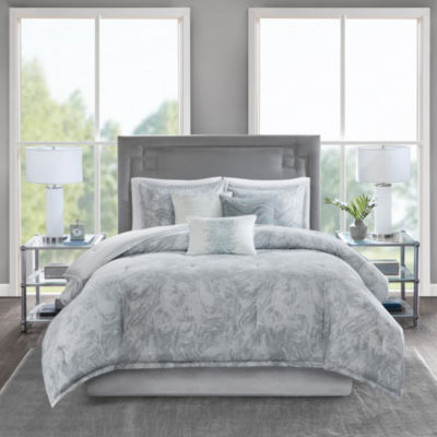 Madison Park Nowell Cotton 7-pc. Comforter Set