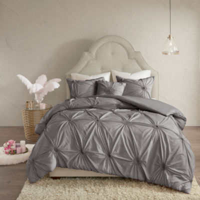 Madison Park Lorilyn 4-pc. Duvet Cover Set