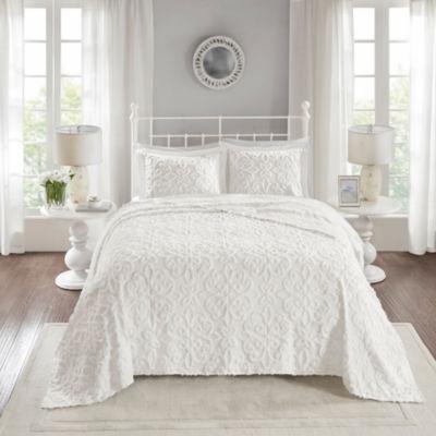 Madison Park Sarah 3-pc. Bedspread Set