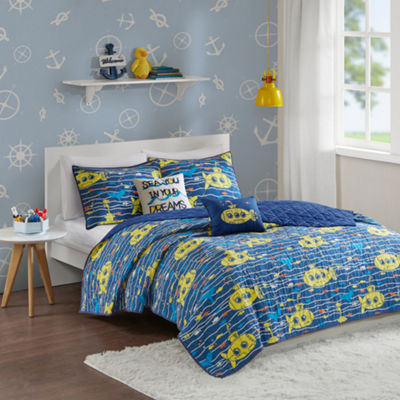Urban Habitat Kids Marina Coverlet Set