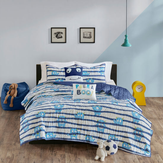 Urban Habitat Kids Boo Coverlet Set