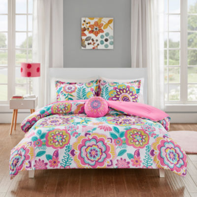 Mi Zone Corinne Floral Comforter Set