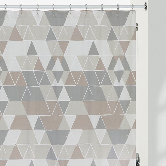 Creative Bath Triangles Shower Curtain