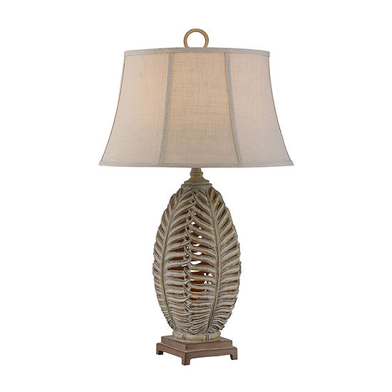 Seahaven Open Leaf Table Lamp