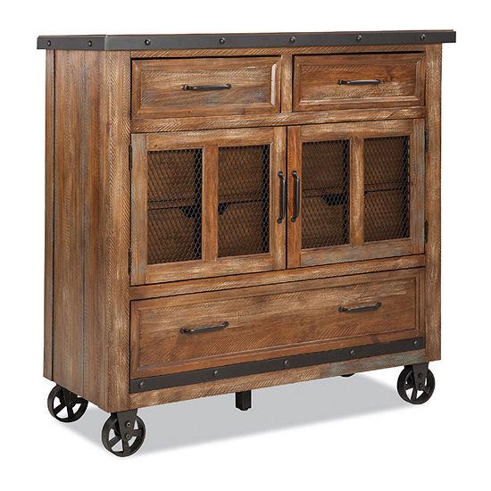 Taos Media Dresser