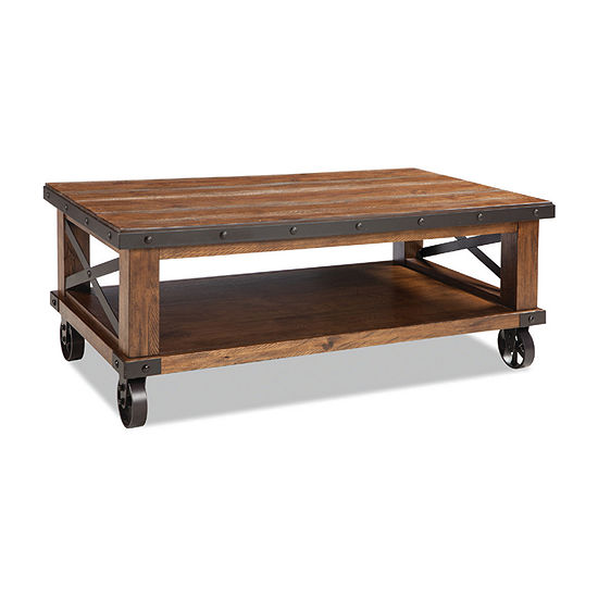 Taos Coffee Table with Caster