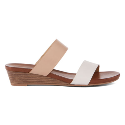 CL by Laundry Womens Admired Wedge Sandals