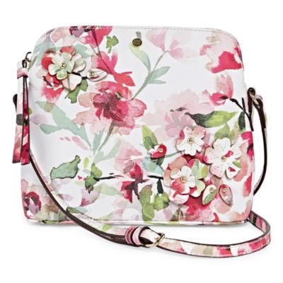 Liz Claiborne Phoebe Crossbody Bag