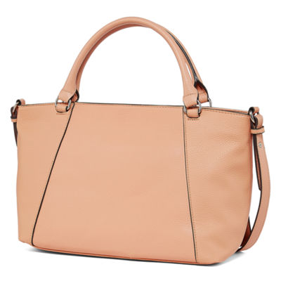 Perlina Nolly Leather Satchel