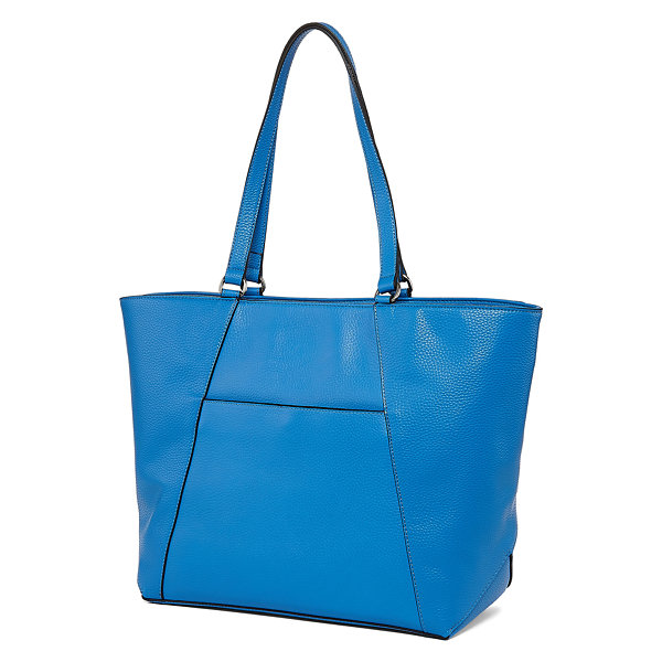 Perlina Nolly Leather Tote Bag