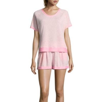 Ambrielle Knit Shorts Pajama Set