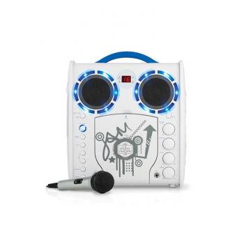 Singing Machine CDG Portable Karaoke Lightshow