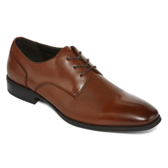Collection by Michael Strahan  Mens Pacific Oxford Shoes Lace-up