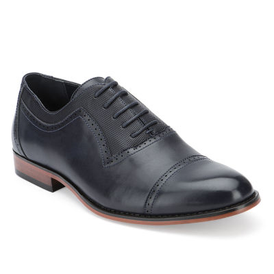 X-Ray Mens Battuto Oxford Shoes Lace-up