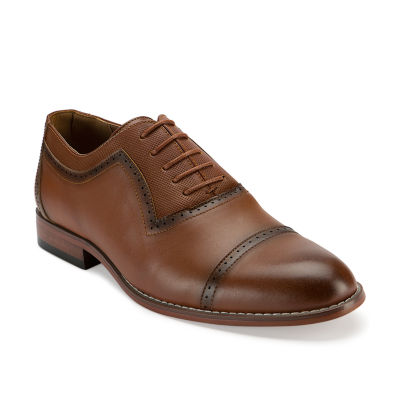 X-Ray Battuto Mens Oxford Shoes
