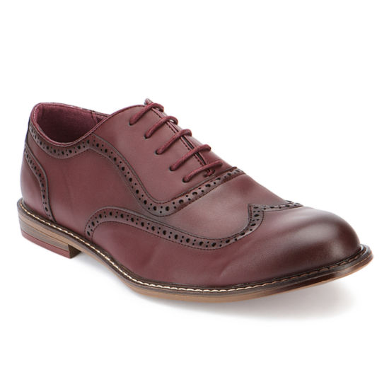 X-Ray Cabaletta Mens Oxford Shoes Lace-up Wing Tip