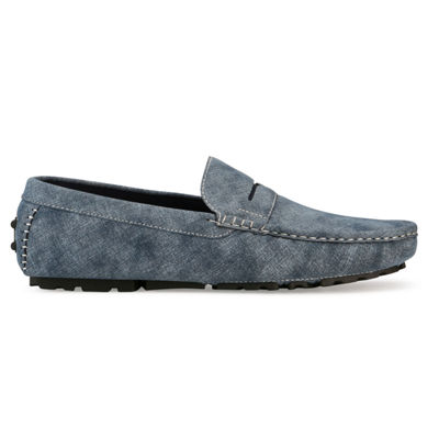 X-Ray Mens Hardeol Loafers Slip-on Round Toe