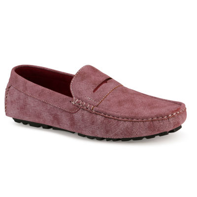 X-Ray Mens Hardeol Round Toe Slip-on Loafers