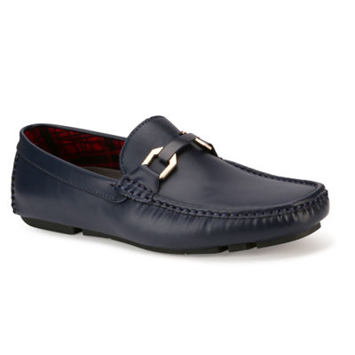 X-Ray Mens Trial Loafers Slip-on Round Toe