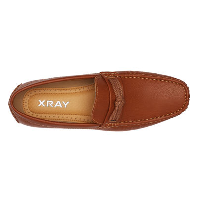 X-Ray Mens Kangto Loafers Slip-on Round Toe