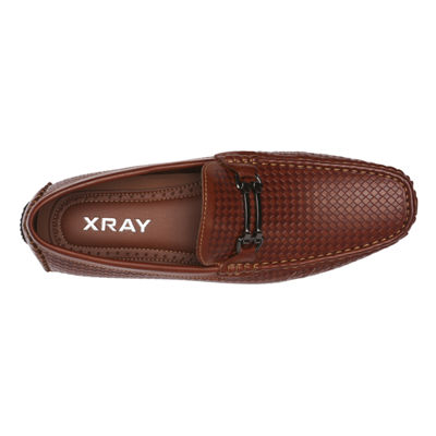 X-Ray Mens Spantik Loafers Slip-on Round Toe