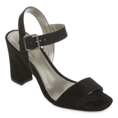 Worthington Baldwin Womens Heeled Sandals