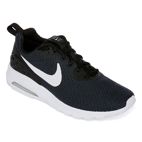 Nike Nike Air Max Motion Womens Running Shoes Lace up, Size 5 Medium, Black from JCPenney | People