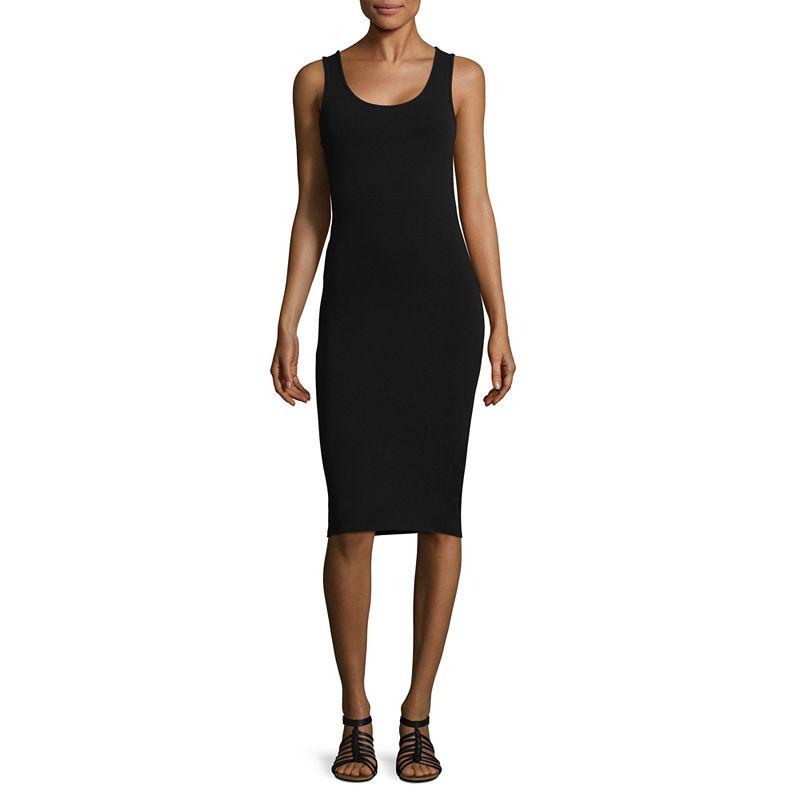 Upc 821942946191 Derek Heart Sleeveless Bodycon Dress Juniors
