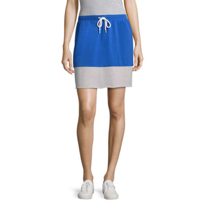 City Streets Womens A-Line Skirt