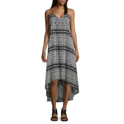 a.n.a. Hi Low Hem Dress